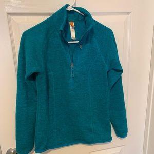 Lucy Fleece Half Zip Pullover
